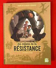 LES ENFANTS DE LA RÉSISTANCE 1 PREMIERES ACTION ERS DUGOMIER TRÈS BON ETAT BD