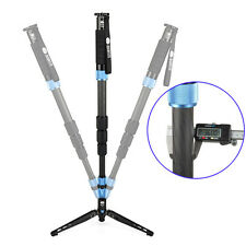 SIRUI P424SR Monopod For Camera Portable Carbon Fiber Tripod  Carrying p-424sr