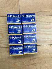 Polaroid High Definition Film 200/25