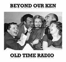 BEYOND OUR KEN & ROUND THE HORNE 214 OLD TIME RADIO COLLECTION 4 MP3 CD's comedy