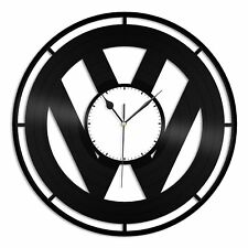 vw wall clock ebay VW Bus Tent vw vinyl wall clock unique gift for car lovers decoration bedroom office decor