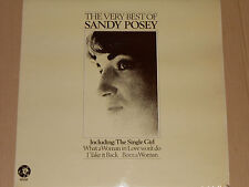 SANDY POSEY -The Very Best Of Sandy Posey- LP MGM Records 1974