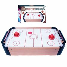 Air Hockey Table Top Game - Benross Global Gizmos 80330