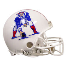 NEW ENGLAND PATRIOTS 82-89 RIDDELL NFL THROWBACK AUTHENTIC FOOTBALL HELMET