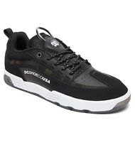 SALE.DC SHOES MENS LEGACY 9 TRAINERS.NEW SLIM SE LEATHER SKATE SPORTS SHOES 8W