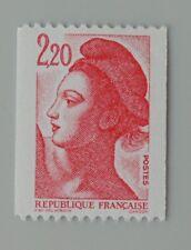 france 2379 roulette sans numéro rouge neuf luxe **