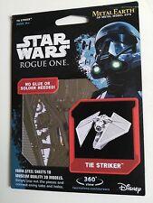 Star Wars Metal Earth Tie Striker