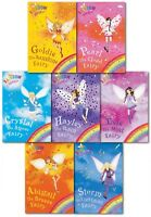 Rainbow Magic Weather Fairies Collection Daisy Meadows 7 Books Set Pack 8 to 14