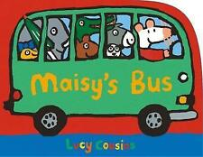 Maisy's Bus by Lucy Cousins (Board book, 2017)