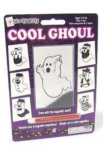 Cool Ghoul Magic Magnet Hair Halloween Drawing