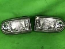JDM Nissan RACING RFNB14 Headlights Left Right Set Very Good Condition OEM