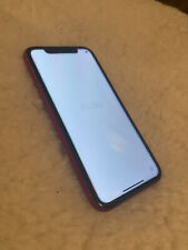 Apple iPhone XR AT&T 128GB-Red Only Phone