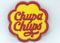 Chupa Chups Single Retro Iron On Sew On Embriodered Patch