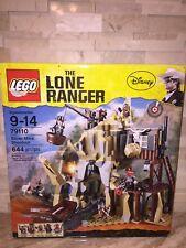 LEGO THE LONE RANGER SET 79110 SILVER MINE SHOOTOUT