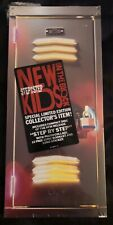 New Kids On The Block Step By Step Limited Edition Collector's CD NEW