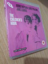 The Children's Hour 1961 LGBT interest film Audrey Hepburn DVD/Blu-Ray BFI