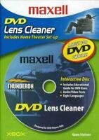 Maxell DVD-LC DVD Laser Lens Cleaner [New Cleaner]