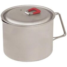 MSR TITAN Kettle 850ml - Lightweight Camping Cookware Expedition