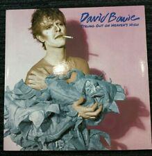 David Bowie - Rare - Strung Out On Heaven's High - vinyl LP not TMOQ