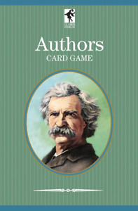 Authors Card Game (Authors & More) (Cards)