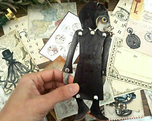 50 Vintage Steampunk Industrial Junk Journal Ephemera Paper Kits Paper Doll Card