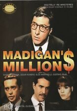 Madigan's Millions DVD - Dustin Hoffman - All Regions