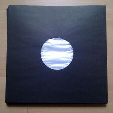 """20 LP Innenhüllen Deluxe Kunststoff-Fütterung Schwarz für 12"""" Vinyl / NEU"""