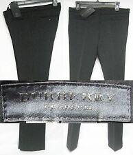 $750 Burberry Prorsum Slim Fit Pants 44 Trouser Dress Women Valentine Gift ITALY