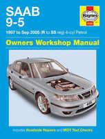 Saab 9-5 95 Repair Manual Haynes Manual Workshop Service Manual  1997-2005 4156