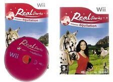 REAL STORIES MISSION EQUITATION !!! Magnifique et Gigantesque sur Wii.