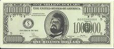 Ted DiBiase The Million Dollar Man Bill WWF WWE Pro Wrestling Novelty Currency