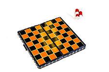 Reise Magnetspiel Dame Checkers Spiele