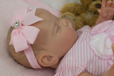 Reborn baby Girl Doll Lifelike Realistic Weighted full limbs GHSP child friendly