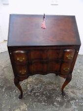 Walnut Original Edwardian Antique Desks