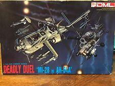 1:144 Air Combat Series Deadly Duel Mi-28 vs AH-64A DML Model Kit