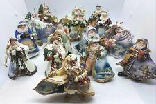 15 Thomas Kinkade 2003 Old World Santas ' Heirloom Ornaments ' Ashton-Drake