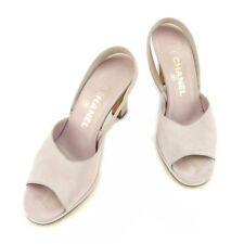 CHANEL Sandals Ladies Authentic Used T4848