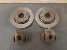 BMW E46 330d 330i Rear Brake Kit Calipers Carriers Disks Pads E36 Upgrade Big