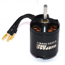 Cilindro C4260 500KV Brushless Outrunner Motore 42 × 60mm per RC Accl