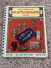 VINTAGE 1972 BUD HASTIN'S PRICE GUIDE HANDBOOK TO AVON BOTTLES ENCYCLOPEDIA BOOK