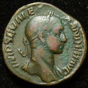 Severus Alexander AE sestertius VIRTVS AVGVSTI S C, Rome 230AD - RIC 627