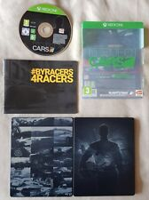 Xbox One Spiel-Project Cars Limited Edition-Steelbook Schutzhülle