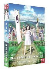 Summer Wars DVD KAZE