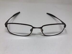 Oakley Eyeglasses Frame Intake 4.0 Black Chrome 52-18-136 Black Chrome PY04