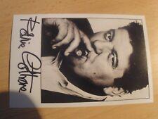 original Robbie Coltrane  -International, Kino- Autogrammkarte