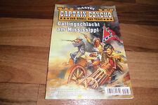 Capitano Concho # 62 -- gatlingschlacht il Mississippi // il ribelle dal Texas