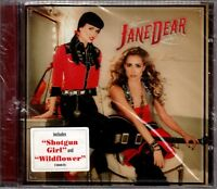 JaneDear Girls CD shotgun girl Wildflower Sugar Saturdays in September .....C28
