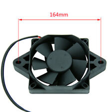 12V Oil Cooler Electric Radiator Water Cooling Fan For Motorcycle ATV Buggy Bike