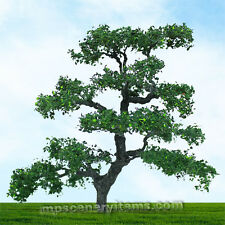 MP SCENERY 2 Beech HO Scale Architectural Model Trees Railroad Layouts