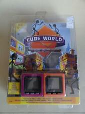 GREECE CUBE WORLD RADICA GAMES MINT in BOX 1980's Stick People Sticking Tg I5039